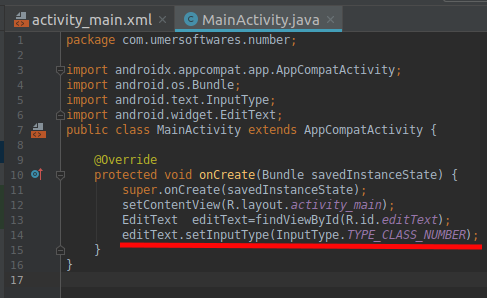 MainActivity.java